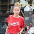 Exclusif - Nicole Richie fait du shopping à Studio City le 4 juin 2018.
