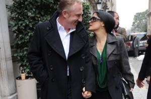 Salma Hayek et François-Henri Pinault... mariage ce week-end, à Venise !