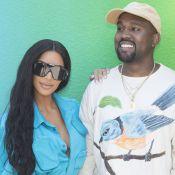 Kim Kardashian et Kanye West sur leur 31 pour le mariage de Pusha T