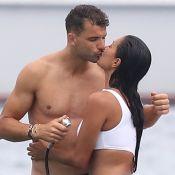 Nicole Scherzinger et Grigor Dimitrov : Câlins comme jamais à Saint-Tropez