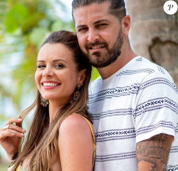 """Exclusif - Le couple Antonin et Manue - """"La Villa : la bataille des couples"""""""