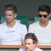 Luca et Enzo musclés et très bronzés, les fils de Zizou jouent les prolongations