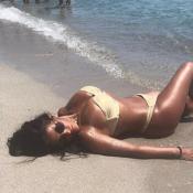 Ayem Nour sublime sirène en bikini : Son corps de rêve retrouvé fait sensation