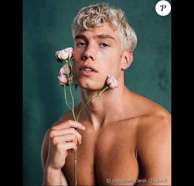 Derek Chadwick photographié par Taylor Miller. Juillet 2018.