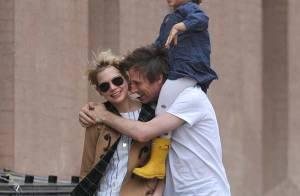Michelle Williams, son amoureux Spike Jonze et sa fille Matilda : un trio complètement craquant !