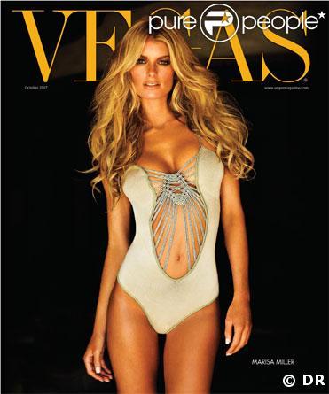 Marisa Miller pour Vegas Magazine