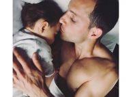 Renaud Lavillenie conquis par sa fille Iris, qui a fêté son premier anniversaire