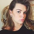 Camille Gottlieb, fille de la princesse Stéphanie de Monaco, selfie sur Instagram le 18 juillet 2018.