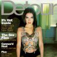 Salma Hayek pose pour la couverture du magazine Detour