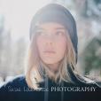 Ellie Soutter photographiée par Susie Lawrence (mars 2018)