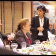 Rachida Dati en voyage au Liban les 23 et 24 avril, diner offert par le ministre de la justice Ibrahim Najjar
