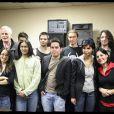 Rachida Dati samedi matin à Neuilly-Plaisance avec Michel Barnier. Ils rendront visite à un groupe de jeunes musiciens et rencontreront des jeunes de la ville.