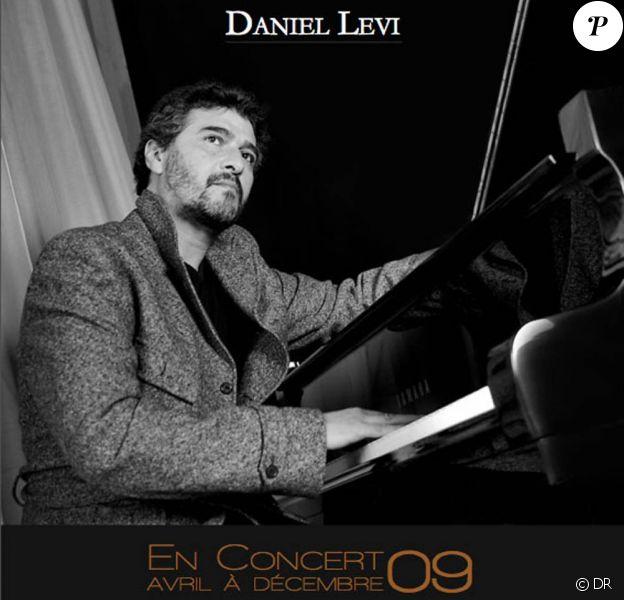 Daniel Levi sera en concert et en tournée avec son groupe d'avril à décembre 2009, avant de faire paraître son nouvel album.