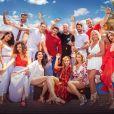 """Les candidats des """"Vacances des Anges 3"""" sur NRJ12, photo officielle"""