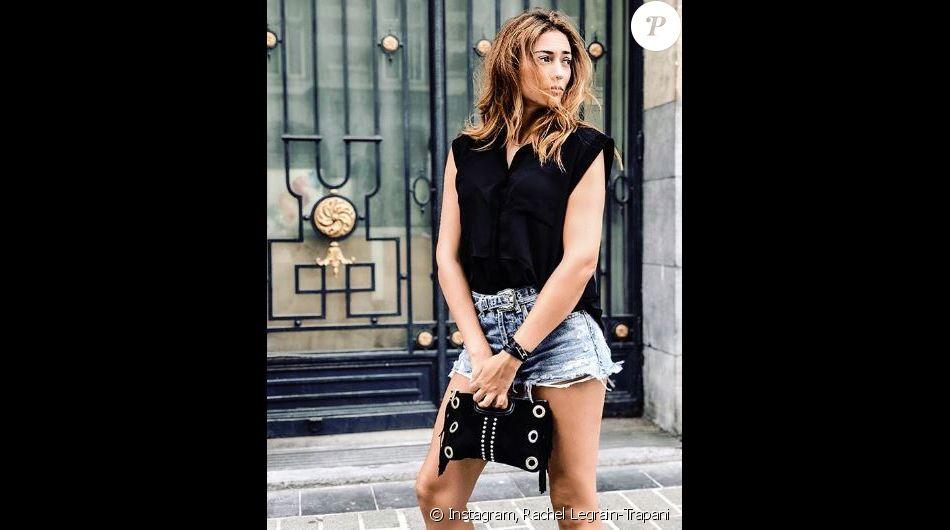 Rachel de retour de vacances à Lille - Instagram, 7 août 2018