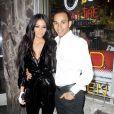 Le couple Lewis Hamilton et Nicole Scherzinger