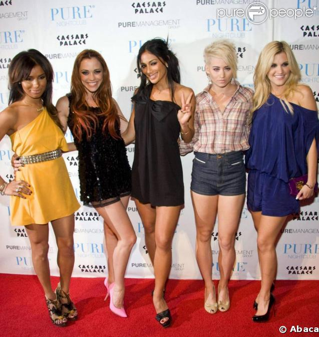 Les Pussycat Dolls à Las Vegas, samedi 25 avril 2009 !