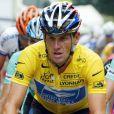 Tour de France 2003 : Lance Armstrong et Jan Ullrich .23/07/2003