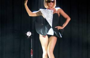 Lady Gaga : Préparez-vous, la diva trash se met en scène à Paris... le 9 juillet !