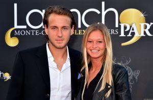 Lucas Pouille fiancé : le tennisman a demandé sa main à la belle Clémence