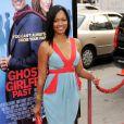 """Garcelle Beauvais à la Première du film """"Ghosts of Girlfriends past"""" au Grauman's Chinese Theatre de Hollywood"""