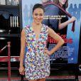 """Camilla Guaty à la Première du film """"Ghosts of Girlfriends past"""" au Grauman's Chinese Theatre de Hollywood"""