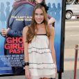 """Christa B. Allen à la Première du film """"Ghosts of Girlfriends past"""" au Grauman's Chinese Theatre de Hollywood"""