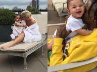 Kylie Jenner et Travis Scott : Fous rires et câlins avec leur petite Stormi