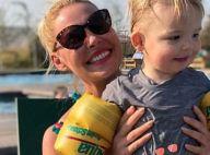 Katherine Heigl : Son fils Joshua a bien grandi