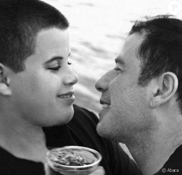 John Travolta et son fils disparu, Jett