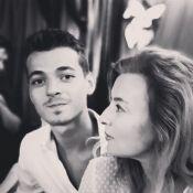 """Valérie Trierweiler : """"Douces retrouvailles"""" avec Léonard"""
