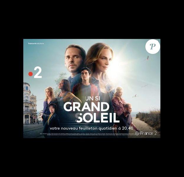 """""""Un si grand soleil"""", nouveau feuilleton quotidien de France 2"""