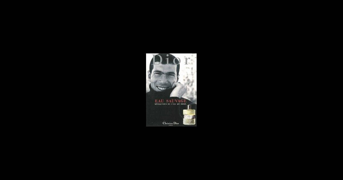 Campagne De Publicité Pour Le Parfum Eau Sauvage De Dior Avec