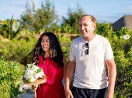 Salma Hayek : En vacances, elle renouvelle ses voeux de mariage
