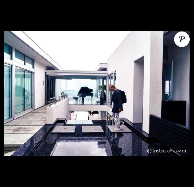 Avicii avait posté cette ultime photo de chez lui à Los Angeles, en avril 2018