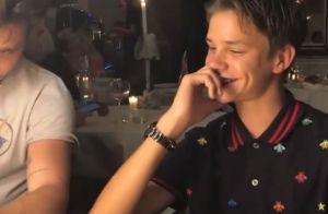 Romeo Beckham fête ses 16 ans en bonne compagnie, Victoria immortalise