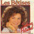 Sabine Paturel chante  Les Bêtises  en 1986