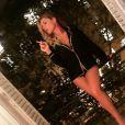 Lola Marois sexy sur Instagram, le 1er septembre 2018.
