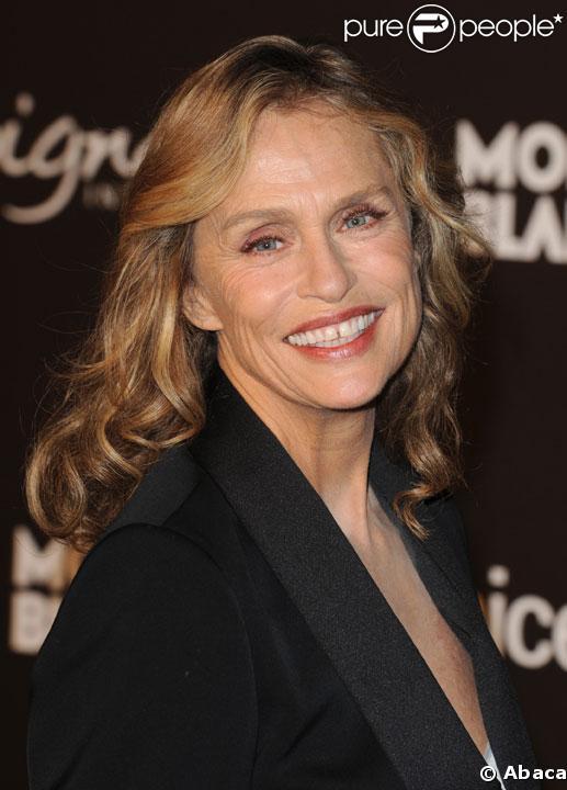 Lauren Hutton en février 2009
