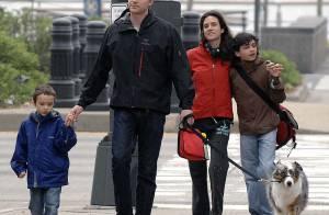 Jennifer Connelly : une bien belle famille... recomposée !