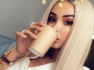 Nabilla : Blond platine, elle charme les internautes