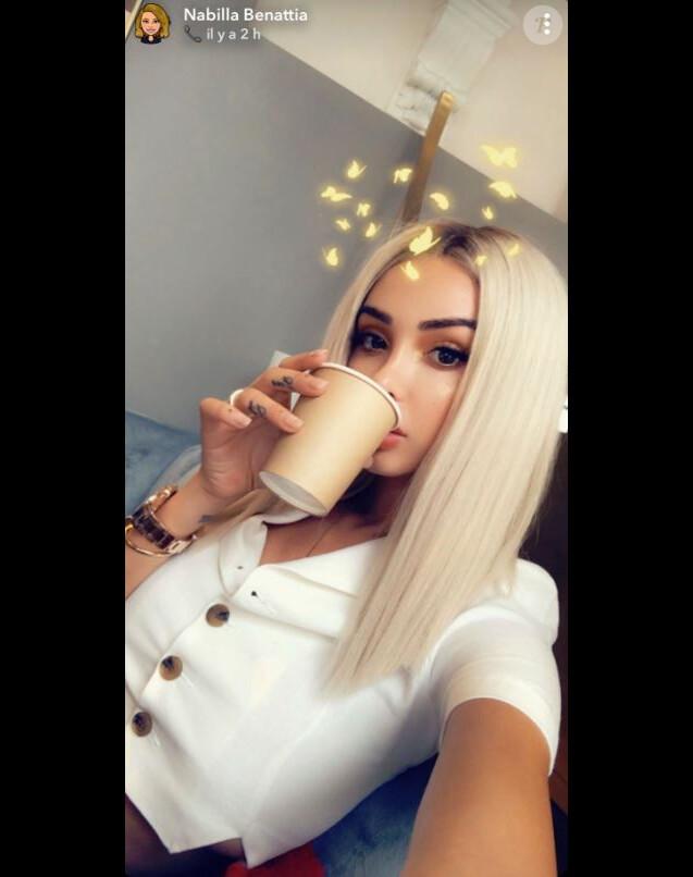 Nabilla dévoile son nouveau look sur Instagram - 6 septembre 2018
