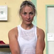 """Kristina Vogel, la terrible annonce : """"Je ne peux plus marcher"""""""