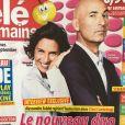 """Couverture du nouveau numéro de """"Télé 2 semaines"""" en kiosques lundi 10 septembre 2018"""