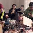 """La bande-annonce de la saison 2 d'""""En Coloc"""", la web-série de Capucine Anav."""