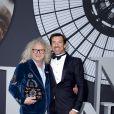 Exclusif - Pierre-Jean Chalençon et Mathias Ary Jan -Dîner de Gala de la 30e Biennale de Paris au Grand Palais, le 6 septembre 2018 © Luc Castel - Julio Piatti / Bestimage