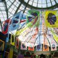 Exclusif -Dîner de Gala de la 30e Biennale de Paris au Grand Palais, le 6 septembre 2018 © Luc Castel - Julio Piatti / Bestimage