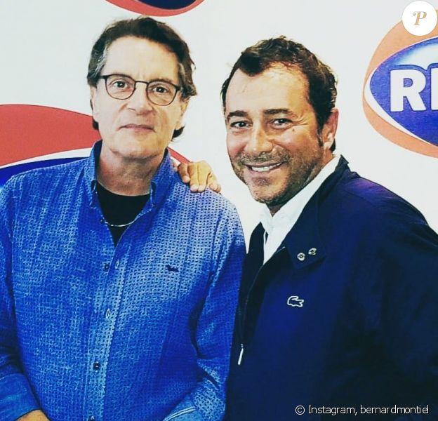 """Bernard Montiel, """"Une heure"""" avec Francis Cabrel sur RFM les samedi et dimanche 8 et 9 septembre 2018."""