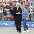 Semi-exclusif - France Marouani, Catherine Salvador - Challenge Henri Salvador 2018 en hommage à Charley Maraouni, à Ile Rousse, Corse, France, le 14 Septembre 2018.