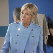 Brigitte Macron : Découvrez ses premiers pas d'actrice dans Vestiaires